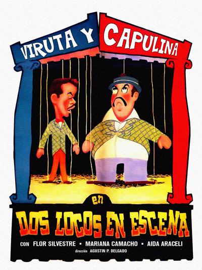Lo mejor de Viruta y Capulina