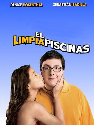 """Cover of """"El Limpiapiscinas"""" film"""