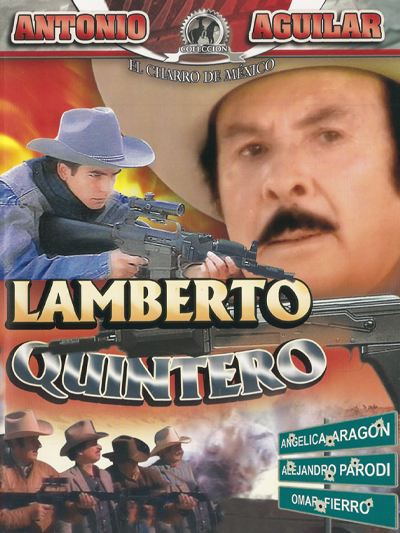 """Cover of """"Lamberto Quintero"""" film"""