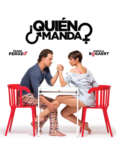 "Cover of ""Quien Manda"" film"